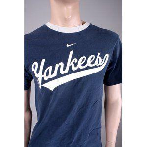 Nike MLB Shirts - S Vintage Nike Yankees Cotton Ringer Tee Shirt